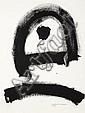 Gérard Zlotykamien (né en 1940) Sans titre, 1988 Gouache sur papier Signée et datée en bas à droite 76 x 58 cm, Gerard Zlotykamien, Click for value