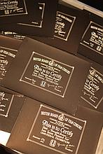 Disney Donald Duck 17 x BBFC Certificates