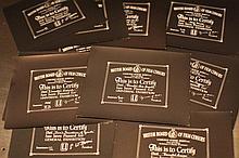 Disney Donald Duck 16 x BBFC Certificates
