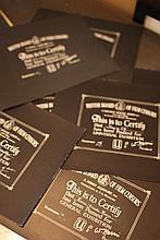 Disney Miscellaneous & Obscure 5. 20 x BBFC Certificates