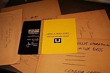 Disney Miscellaneous 6 x  Colour BBFC Certificates