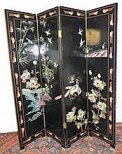 ASIAN MOTHER OF PEARL SCREEN