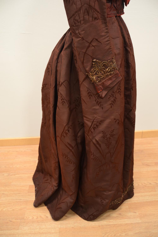 Abiti Eleganti Fine 800.Abito Elegante Elegant Dress