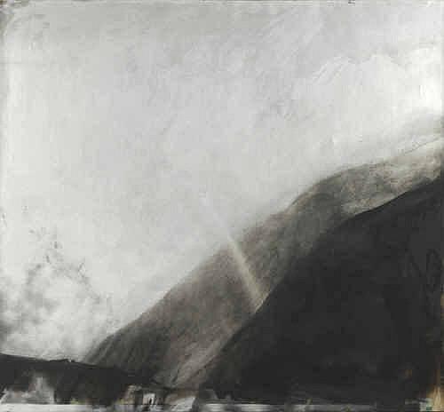 Oil Painting: Norman Ackroyd R.A., C.B.E. (b.1938)