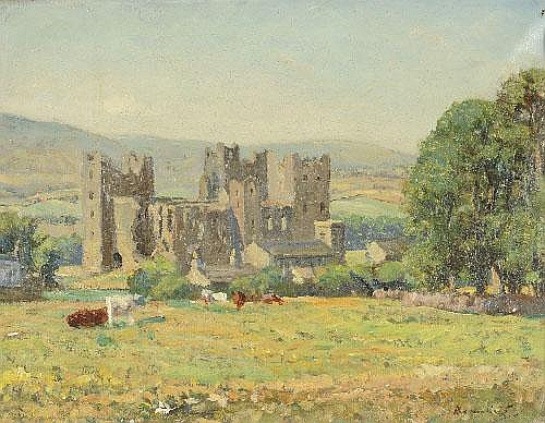 Reginald Grange Brundrit RA, ROI (1883-1960)