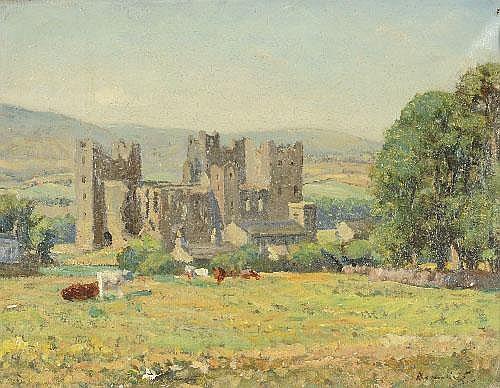 Reginald Grange Brundrit RA, ROI (1883-1960)
