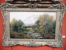 John Gunson Atkinson (fl.1849-1879) ''An Autumnal