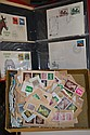 Philatelic - Boxed Lots : Miscellaneous All World