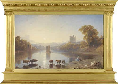 George Fennel Robson P.O.W.S. (1788-1833)