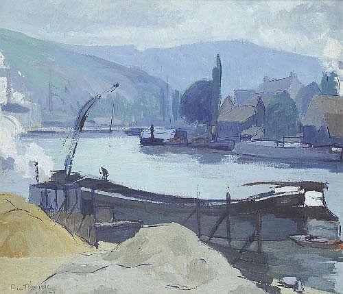 Pierre le Trividic (1898-1960) French