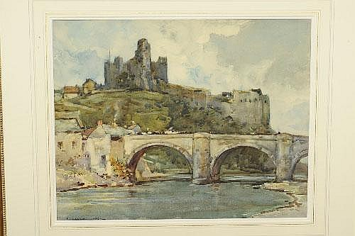 Frederick (Fred) Lawson (1888-1968) The Tees at