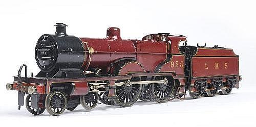 Model Trains: Beeson O