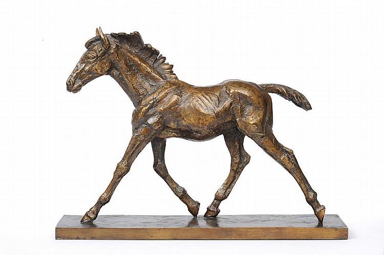 Sally Arnup (Contemporary, b.1930): A Bronze Study