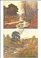 Oil Painting: Alexander Brownlie Docharty, Alexander Brownlie Docharty, Click for value