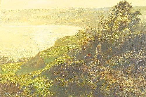 Oil Painting: Arthur A. Friedenson (1872-1955)