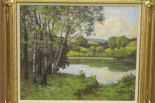 (Rev) Arthur Benjamin Bateman (1883-1970) Summer