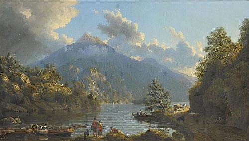 John Knox (1778-1845) Loch Katrine
