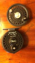 Orvis Battenkill Fly Reel w/Extra Spool