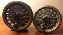 J. Austen Forbes Ltd. Saltwater Disc Drag w/spool