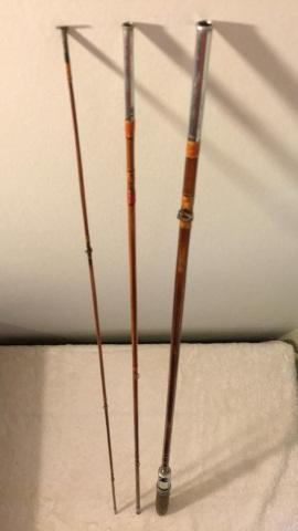 Antique Montague Split Bamboo 108