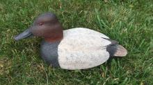 Vintage Carved and Painted Bird Figure/Decoy