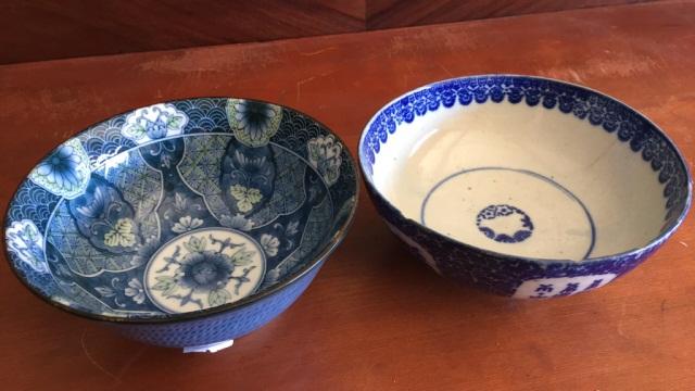 Vintage/ Antique Asian Porcelain Bowls