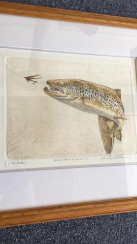 Mike Stidham Lithograph Print