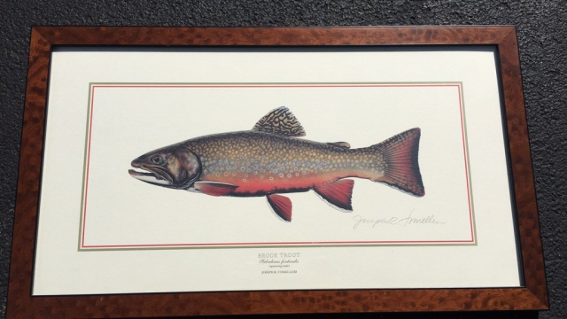 Joe Tomelleri Original Signed Color Print