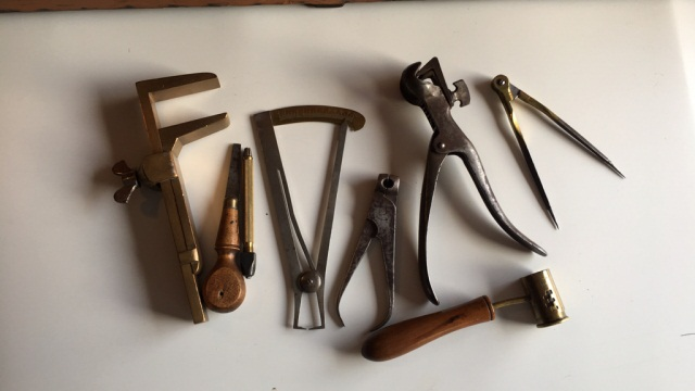 Antique Tool Lot 7 Pieces