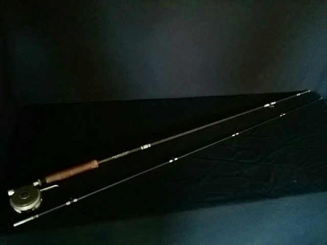 South Bend Deluxe Fly Rod Model A