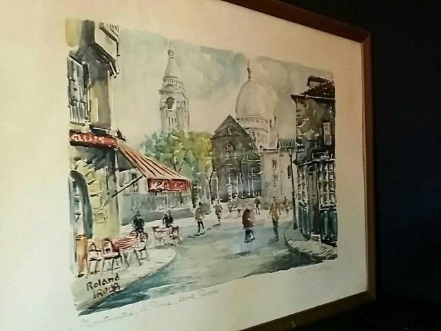 Roland Irolla Original Painting
