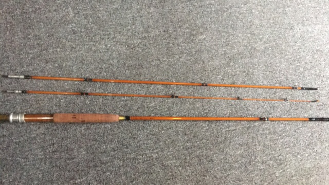 C Farlow & Co. Antique Fly Rod 116