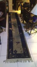 Vintage Chinese Runner Carpet