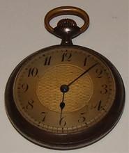 Antique Pocket Watch - Francois Borgel Case