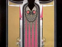 LARGE ERTE Title: TWIN SISTERS SERIGRAPH EDITION OF 99 CERTIFIED