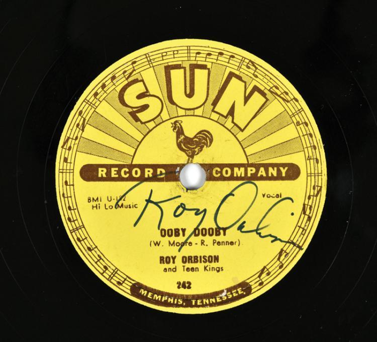 1956 Sun Records 242