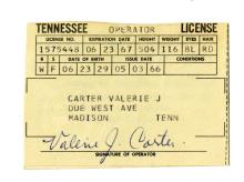 Trio of June Carter and Johnny Cash Signed Documents