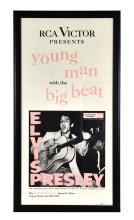 1956 Rare Elvis Presley Original