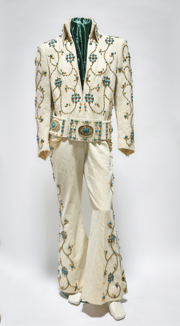 Elvis Presley Stage-Worn Jumpsuit - The