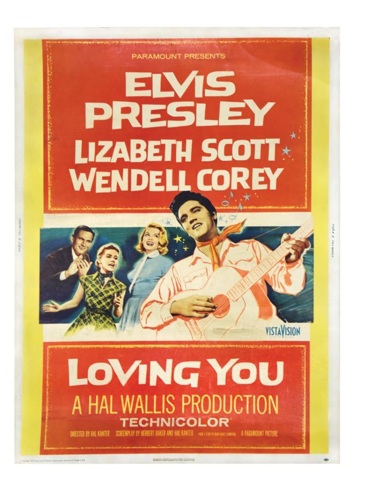 1957 <em>Loving You</em> 30