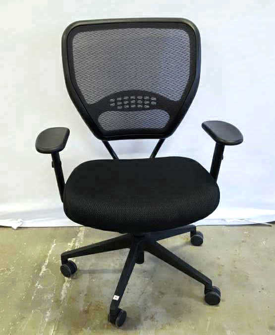 Desk Chair on Casters