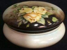 Porcelain LIMOGES FRANCE Trinket Box