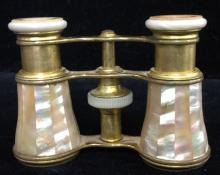 Lemaire Mother Of Pearl Opera Glasses