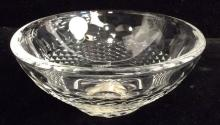WATERFORD Crystal Colleen Party Dish