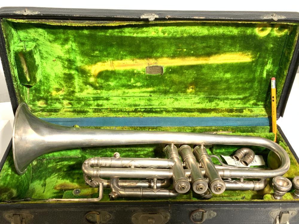 HALTON CLARKE Collect Trumpet Horn+Case