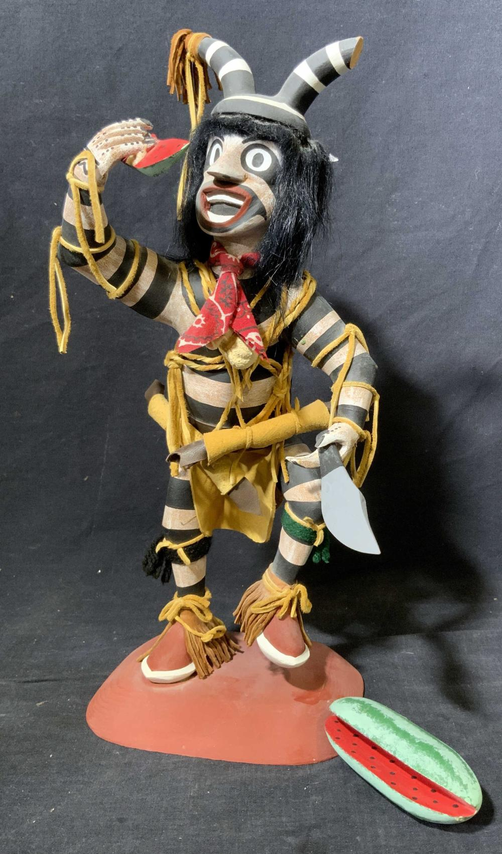 Hopi People Kachina Doll