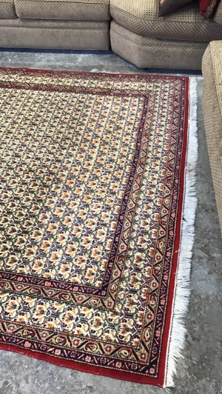 Purchased at abc carpet oriental rug for Abc carpet home inc