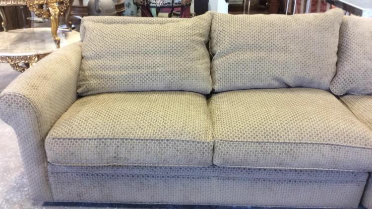 Lot Mccreary Modern Custom Sectional Sofa, Mccreary Modern Furniture