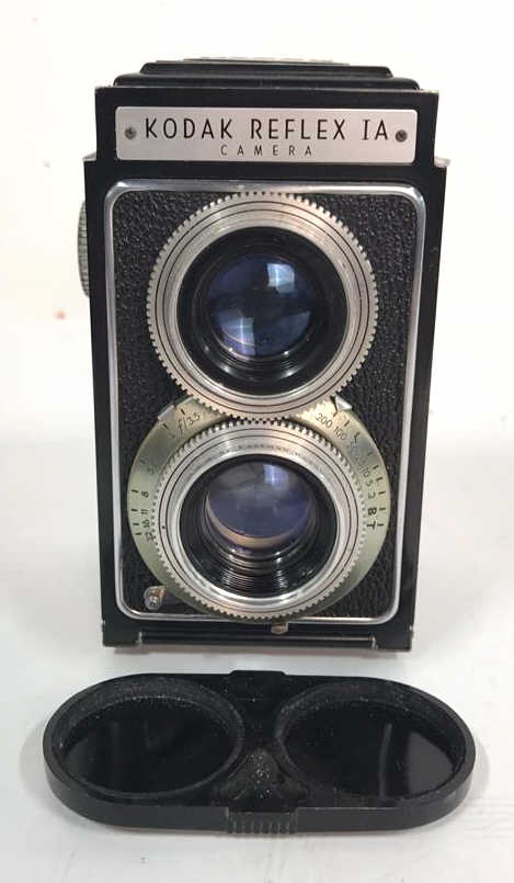 Kodak Reflex IA Camera With Lens