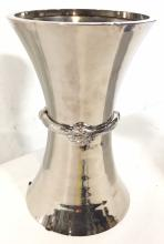 Michael Aram Clasped Hands Tall Vase